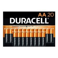 Duracell CopperTop AA Alkaline Battery - 20 Pack
