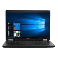 "Dell Latitude 5450 14"" Laptop Computer Off Lease - Black"