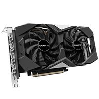 Gigabyte Radeon RX 5600 XT Windforce Overclocked Dual-Fan 6GB GDDR6 PCIe 4.0 Graphics Card