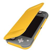 Hyperkin Foldable Case and Screen Protector Set for Nintendo Switch Lite - Yellow
