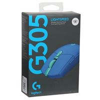 Logitech G G305 LIGHTSPEED Wireless Gaming Mouse - Blue