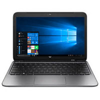 "HP Stream 11 Pro G2 11.6"" Laptop Computer Off Lease - Black"