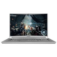 "MSI Creator 17 A10SGS-254 17.3"" Gaming Laptop Computer - Gray"