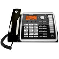 Motorola ML25260 2-Line Corded Wireless Deskphone