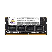 Neo Forza 4GB DDR4-2666 PC4-21300 CL19 Single Channel SO-DIMM Memory...