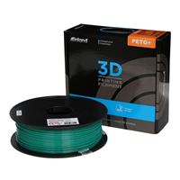 Inland 1.75mm Green PETG+ 3D Printer Filament - 1kg Spool (2.2 lbs)