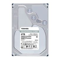 "Toshiba 6TB 7200RPM SATA III 6Gb/s 3.5"" Internal Hard Drive"
