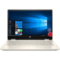 "HP Pavilion x360 14m-dw0023dx 14"" 2-in-1 Laptop Computer..."