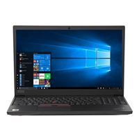 "Lenovo ThinkPad E15 Gen 2 15.6"" Laptop Computer - Black"
