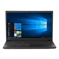 "Lenovo ThinkPad E15 15.6"" Laptop Computer - Black"