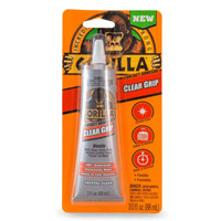 Gorilla Glue Clear Grip Contact Adhesive 3oz