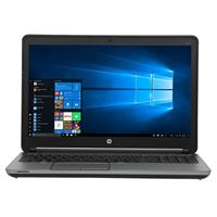 "HP ProBook 650 G1 15.6"" Laptop Computer Off Lease - Black"