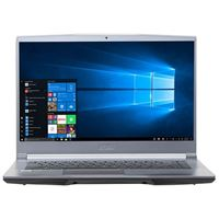 "MSI WF-65 10TI-444 Mobile Workstation 15.6"" Laptop Computer - Silver"