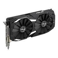 ASUS Radeon RX 580 Dual Overclocked Dual-Fan 8GB GDDR5 PCIe 3.0 Graphics Card
