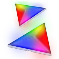 Monster PRISM SMART 3D LED Art Panels - 2 Panel Add-On kit
