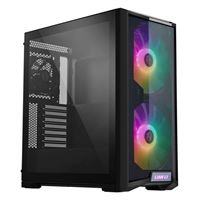Lian Li Lancool 215 Tempered Glass eATX Full Tower Computer Case - Black