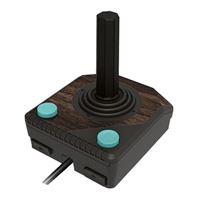 "Hyperkin ""Trooper II"" Premium Atari 2600 Style Wired USB Controller For PC/Mac/Raspberry Pi/Retro Pie/Linux Joystick"