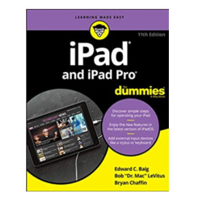 Wiley IPAD & PRO DUMMIES 11E