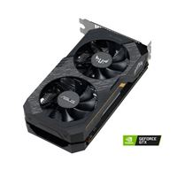 ASUS GeForce GTX 1650 TUF Gaming Overclocked Dual-Fan 4GB GDDR6...