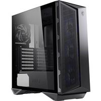 MSI MPG GUNGNIR 111M Tempered Glass ATX Mid-Tower Computer Case