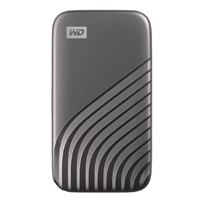 Western Digital 512GB My Passport SSD Portable USB 3.1 External Solid State...