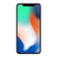 Apple iPhone X Unlocked 4G LTE - Silver (Remanufactured) Smartphone