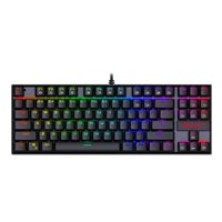 Redragon K552 Mechanical Gaming Keyboard 60% Compact RGB 87 Key Kumara Wired - Blue Switches