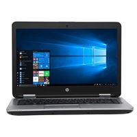 "HP ProBook 640 G2 14"" Laptop Computer Off Lease - Black"
