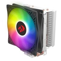 Redragon CC-2011 CPU Cooler, Slim Design, 4.0 Heatpipes, RGB LED...