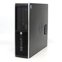 HP Compaq 6300 Pro SFF Desktop Computer (Refurbished)