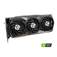 MSI GeForce RTX 3090 Gaming X Trio Triple-Fan 24GB GDDR6X PCIe 4.0 Graphics Card