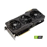ASUS GeForce RTX 3090 TUF Gaming Overclocked Triple-Fan 24GB GDDR6X PCIe 4.0 Graphics Card