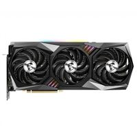 MSI GeForce RTX 3080 Gaming X Trio Triple-Fan 10GB GDDR6X PCIe 4.0 Graphics Card