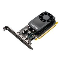PNY Quadro P620 V2 Single-Fan 2GB GDDR5 PCIe 3.0 Graphics Card