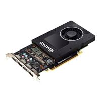 PNY Quadro P2200 Single-Fan 5GB GDDR5X PCIe 3.0 Graphics Card