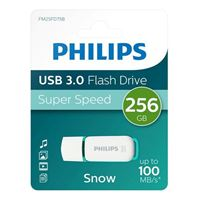Philips 256GB Snow Edition USB 3.1 (Gen 1 Type-A) Flash Drive Green