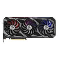 ASUS GeForce RTX 3080 Strix Overclocked Triple-Fan 10GB GDDR6X PCIe 4.0 Graphics Card