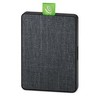 Seagate Ultra Touch 500GB SSD USB 3.1 Type-A External Solid State...