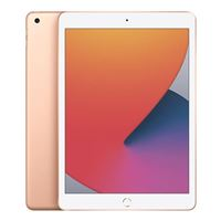Apple iPad 8 - Gold (Late 2020)