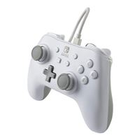 PowerA Wired Controller for Nintendo Switch - White