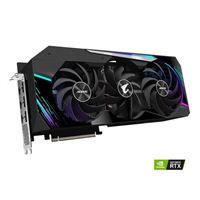 Gigabyte GeForce RTX 3080 AORUS M Overclocked Triple-Fan 10GB GDDR6X...