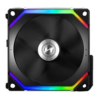 Lian Li UNI Fan SL140 Fluid Dynamic Bearing 140mm Case Fan - Black