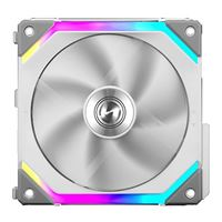 Lian Li UNI SL140 RGB Fluid Dynamic Bearing 140mm Case Fan - White