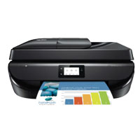 HP OfficeJet 5255 All-in-One Printer Refurbished