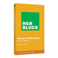Block Financial Software H&R Block Tax Software Basic 2020