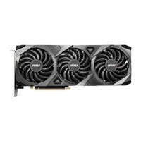MSI GeForce RTX 3070 Ventus 3X Overclocked Triple-Fan 8GB GDDR6...