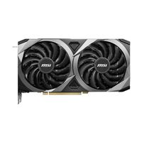 MSI GeForce RTX 3070 Ventus 2X Overclocked Dual-Fan 8GB GDDR6 PCIe 4.0 Graphics Card