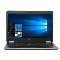 "Dell Latitude E7440 14"" Laptop Computer Off Lease - Silver"