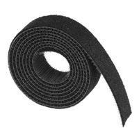 "D-Line Hook & Loop Band, 47"" Length - Black"