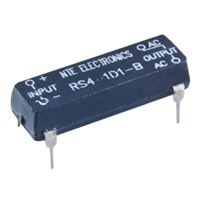 NTE Electronics Relay-Solid State SPST 1 AMP 3.5-10vdc Input 20-280vac Output Zero Crossing Switching 16 Lead DIP